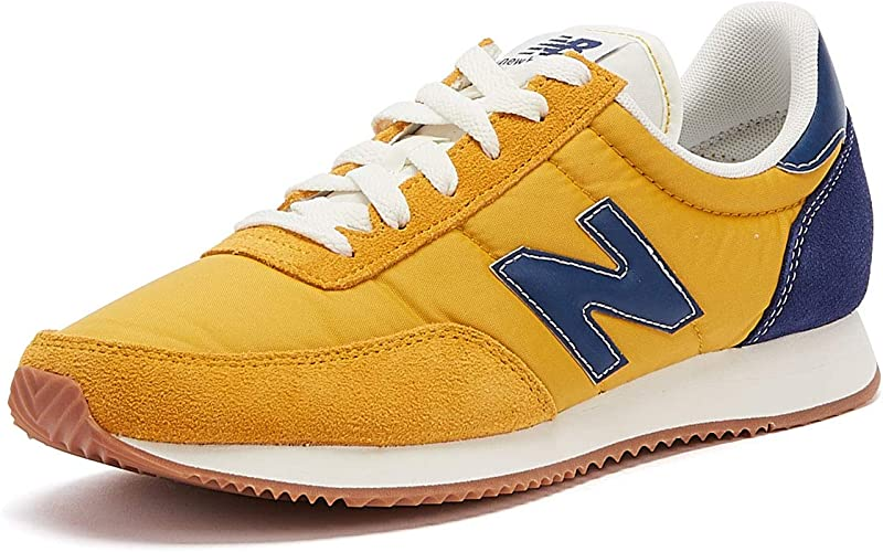New Balance 720 Mens Mustard/Navy