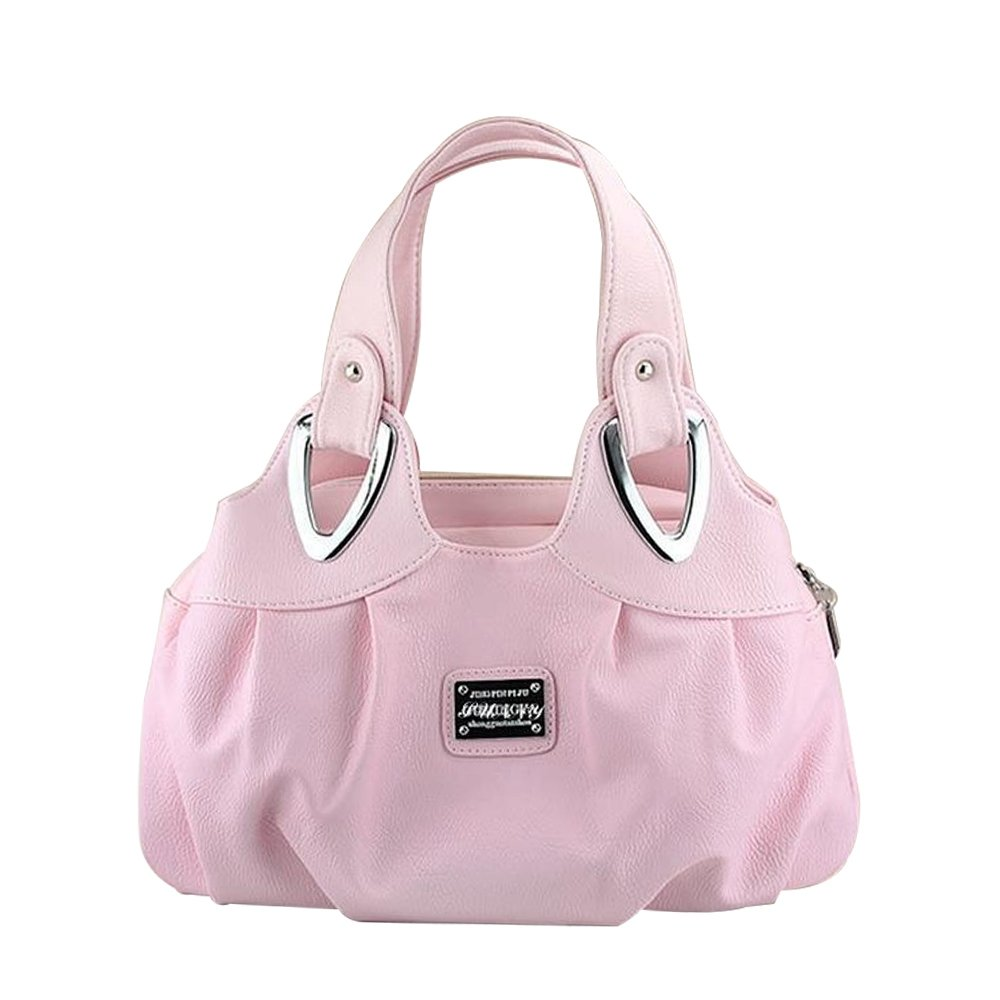 Manka Vesa Women Designer Rose Flower Shoulder Handbag Bag Satchel Tote Bags Purse