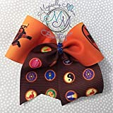 Wilderness explorers UP disney inspired Hair bow, Handmade Holiday stocking stuffers for toddlers, girls, tween, teens, and women