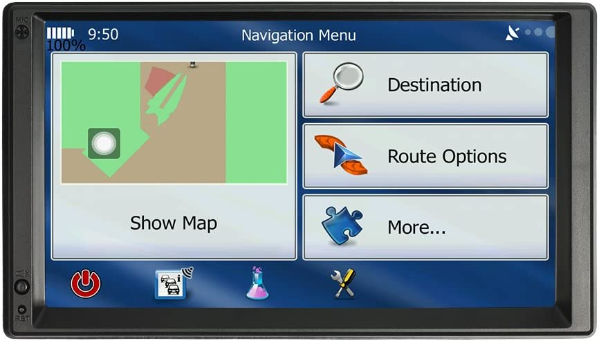 KKmoon 7 Reproductor Multimedia HD 2 Din Autoradio Radio Player Entretenimiento con BT WIFI AM//FM para Coche Universal Pantalla T/áctil Android 5.1 GPS Navegaci/ón