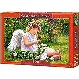"""Castorland """"Garden Angel"""" Puzzle (500 Piece)"""