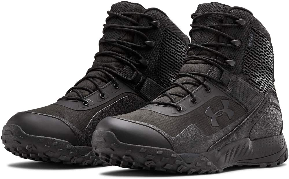 Under Armour Mens Valsetz Rts 1.5-Waterproof Military and Tactical Boot