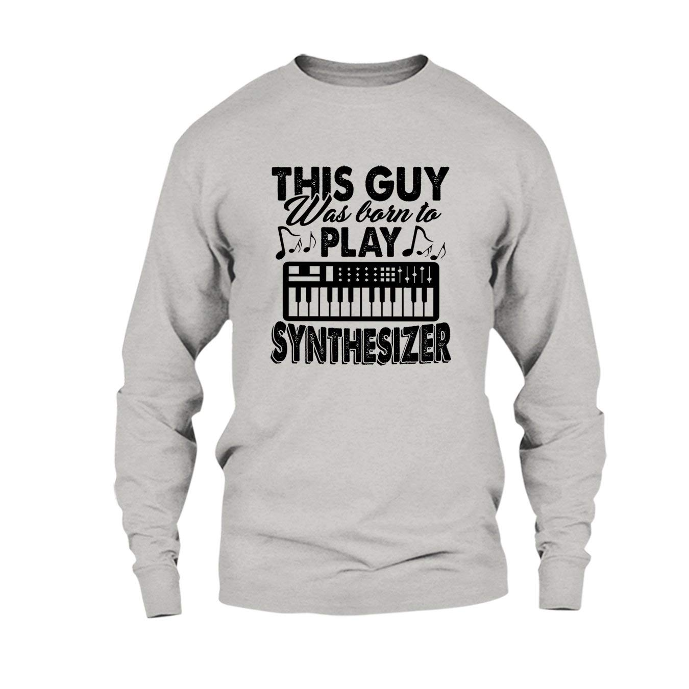 Born To Play Synther T Shirt T S 7043