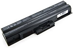 Powerforlaptop Replace Laptop Battery for Sony Vaio PCG-81115L PCG-81214L PCG-81312L PCG-8131L PCG-5N2L PCG-5N4L PCG-5P2L PCG-5P4L PCG-5R1L PCG-51411L PCG-51412L PCG-51511L PCG-51513L PCG-8141L
