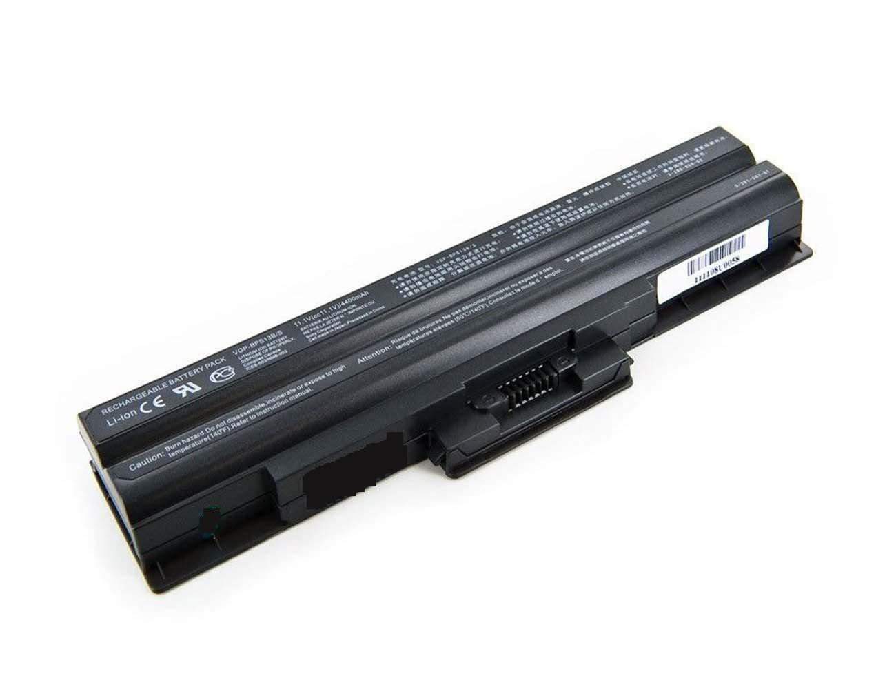 Bateria Para Sony Vaio Pcg-81115l Pcg-81214l Pcg-81312l Pcg-8131l Pcg-5n2l Pcg-5n4l Pcg-5p2l Pcg-5p4l Pcg-5r1l Pcg-51411