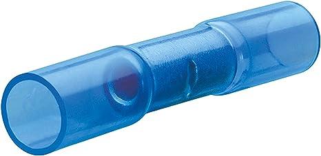 KNIPEX 97 99 251 Stoßverbinder mit Schrumpfschlauchisolation je 100 Stück 120 mm