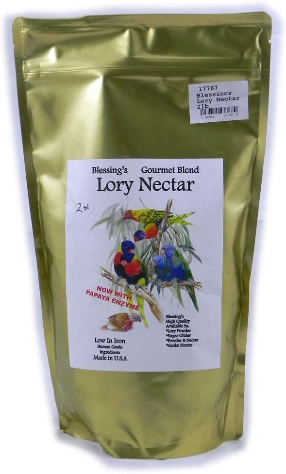 Blessings Gourmet Lory Nectar