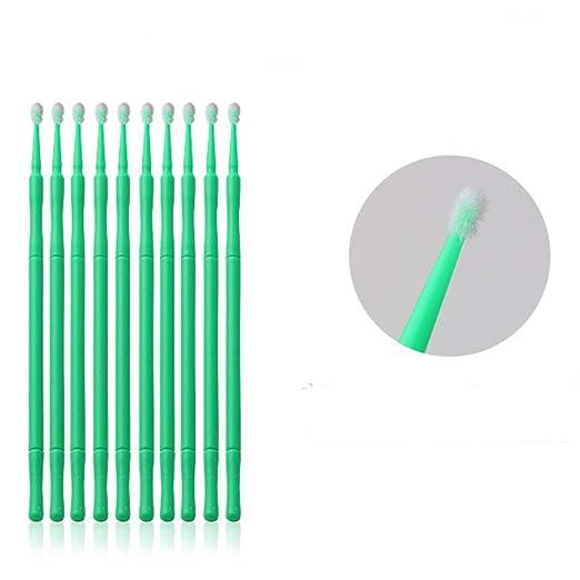 aplicador de Micro Pincel desechable Oral y Limpio Tacey Aplicador de Micro Pinceles extensi/ón de Pegamento Eliminaci/ón de pesta/ñas Herramientas de pesta/ñas Injerto para Maquillaje
