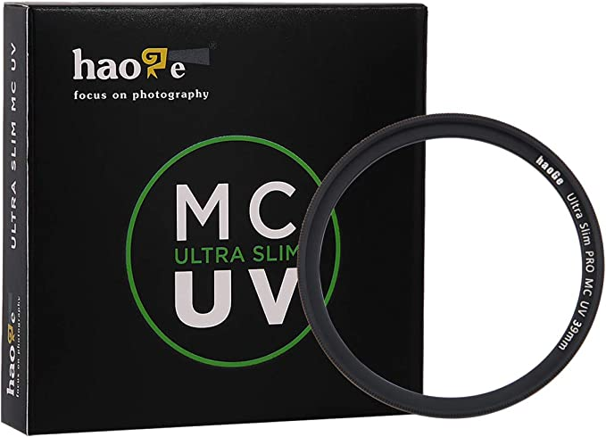 For Fujifilm X-A2 Haze 62mm Multithreaded Glass Filter 1A Multicoated UV