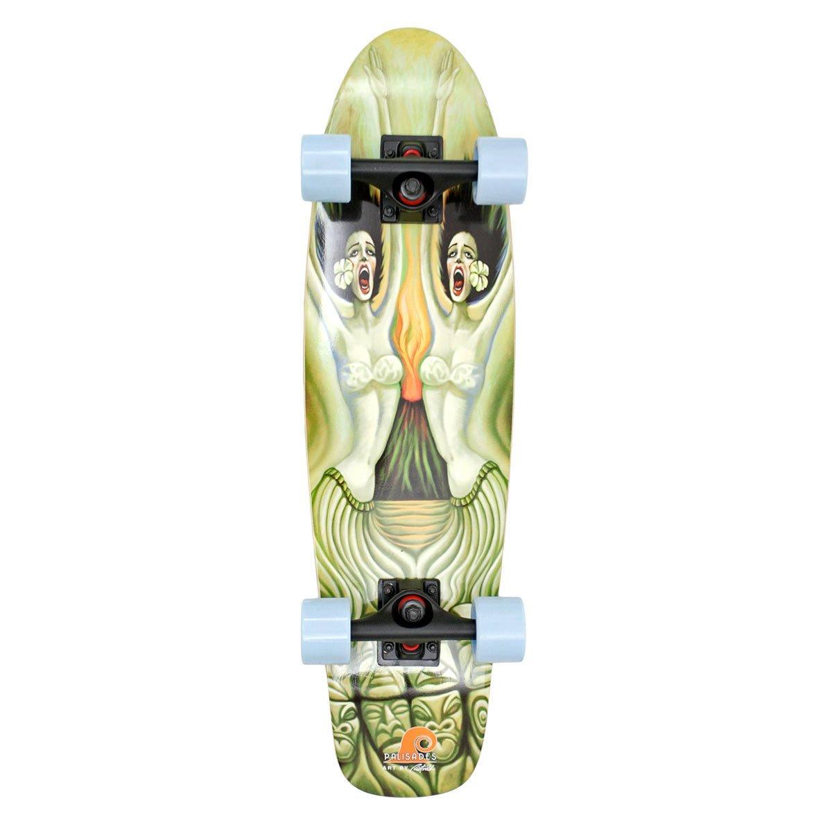 高速配送 Palisades Longboards Heavy Hula Mini 20cm Cruiser Complete Skateboard, Palisades 20cm Skateboard, x 70cm B00LOQQR6A, ファッション&グッズ Ring Dong:30814750 --- a0267596.xsph.ru