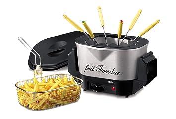 Nova 170111 Retro Frit Fondue china, chocolate, queso y ...