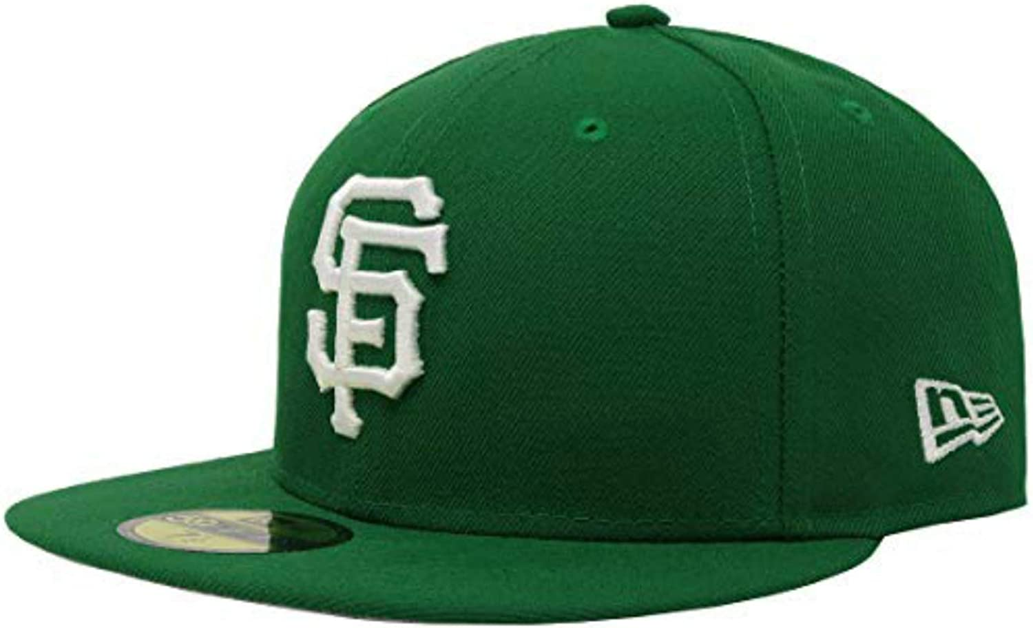 San Francisco Giants Fitted Size 6 7/8 Hat Cap - Green
