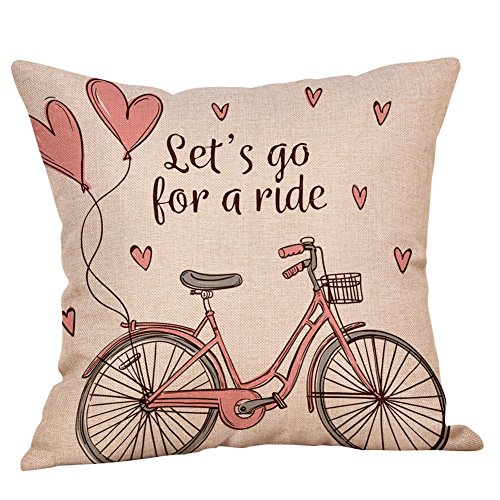 Valentines Day Throw Pillow Covers Love Pillow Case Cover 18x18''