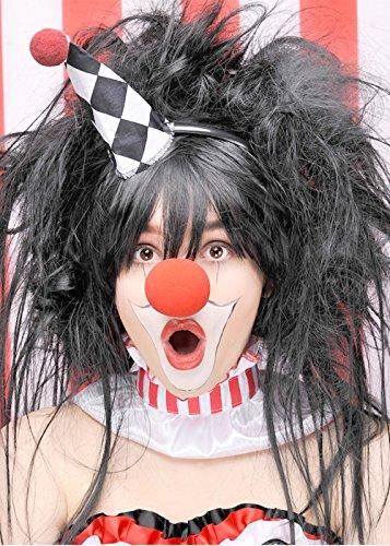 Clown Wig (Deluxe Clown Wig)