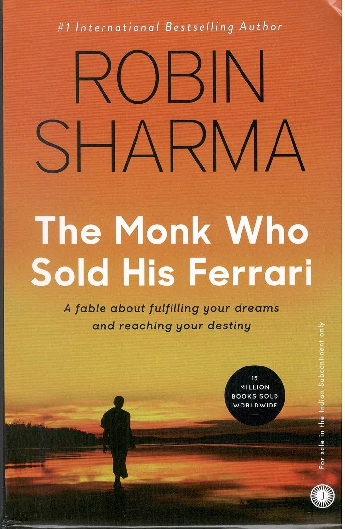 Buy The Monk Who Sold His Ferrari Book Online At Low Prices In India The Monk Who Sold His Ferrari Reviews Ratings Amazon In