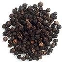Frontier Co-op Organic Fair Trade Certified Black Peppercorns, Whole, 1 Pound Bulk Bag