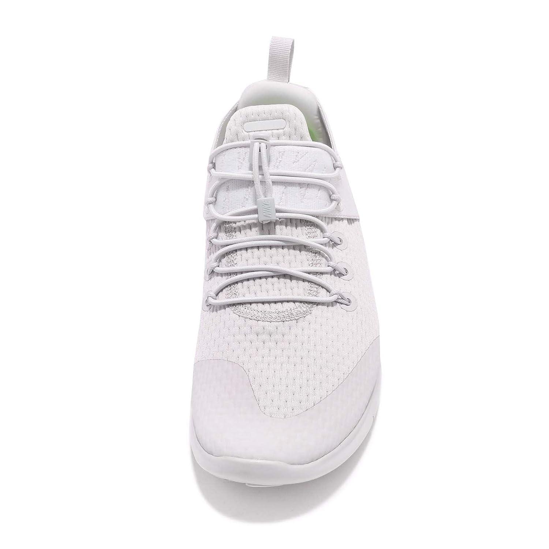 NIKE Women's Free RN CMTR 2017 Running Shoe B07BDP82CY 5 B(M) US|Vast Grey/White