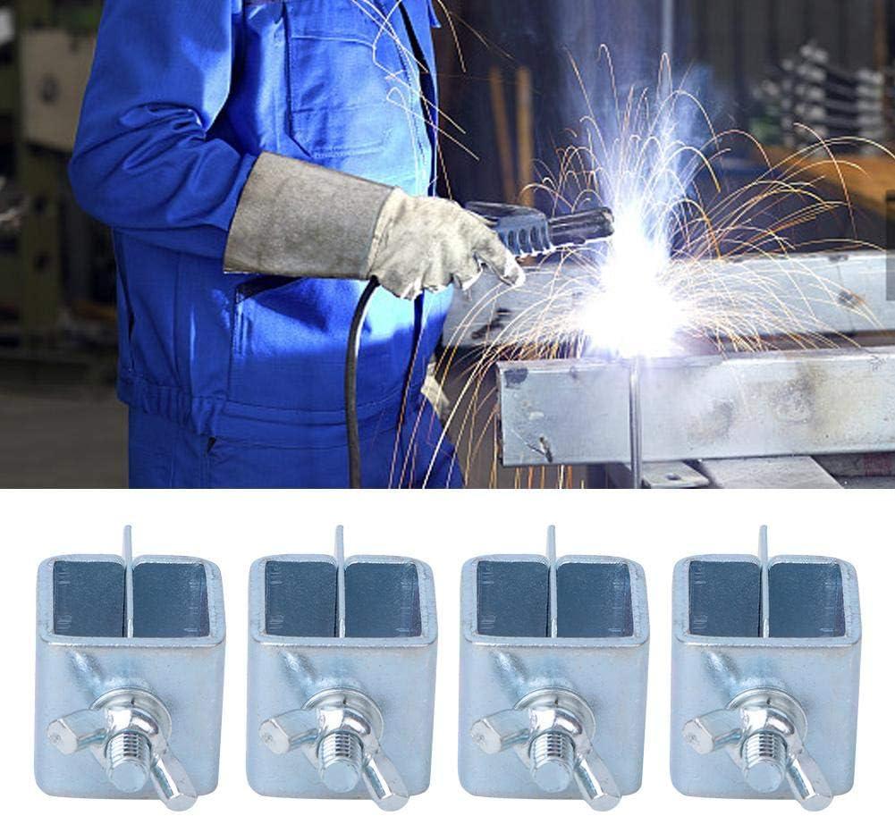 8pcs Sheet Metal Butt Welding Clamps Auto Car Door Welder Equipment for Car Truck Door Skin Panel Fender