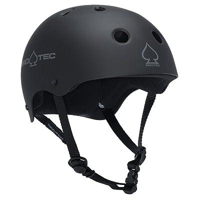 Pro-Tec PROTEC (CPSC) Classic Matte Black-L Helmet: Toys & Games