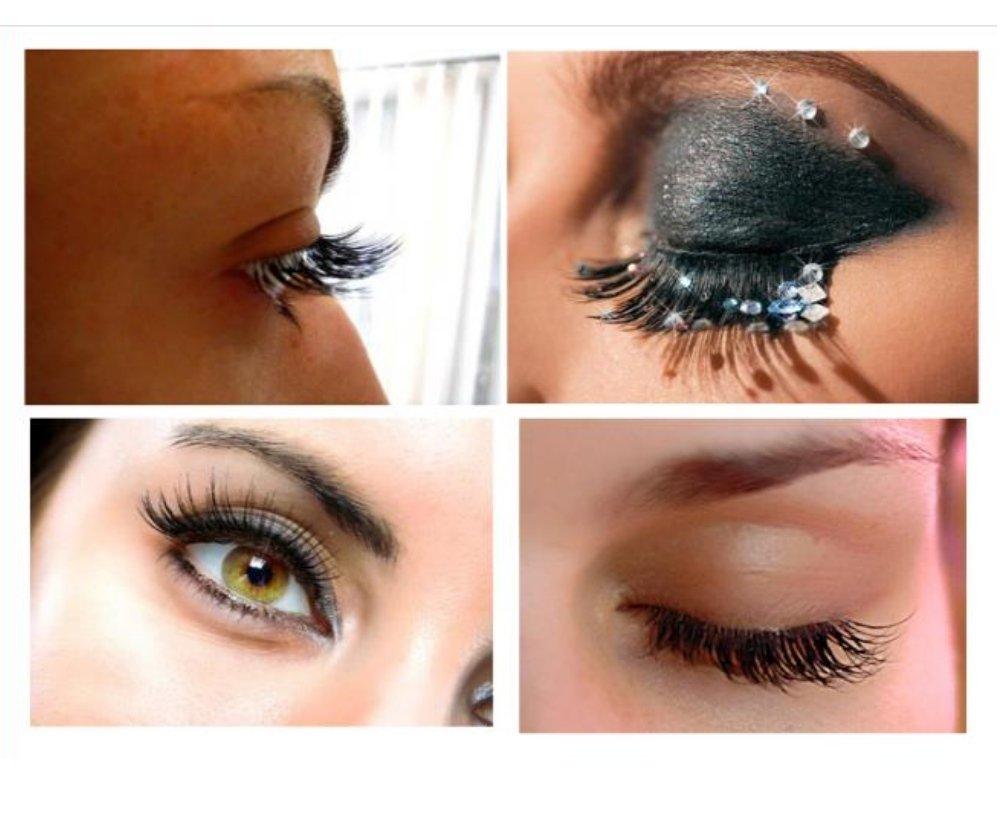 8374e247905 Blink Lash Stylist eyelashes for eyelash extension B curl- thickness- 0,2  mm , length- 12 mm: Amazon.co.uk: Beauty