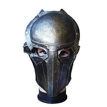 LXIANGP Depredador Personaje clásico Pone máscara de águila Cosplay de Halloween Carnaval película Juegos de utilería