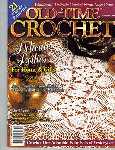 Old-time Crochet - Summer 1995