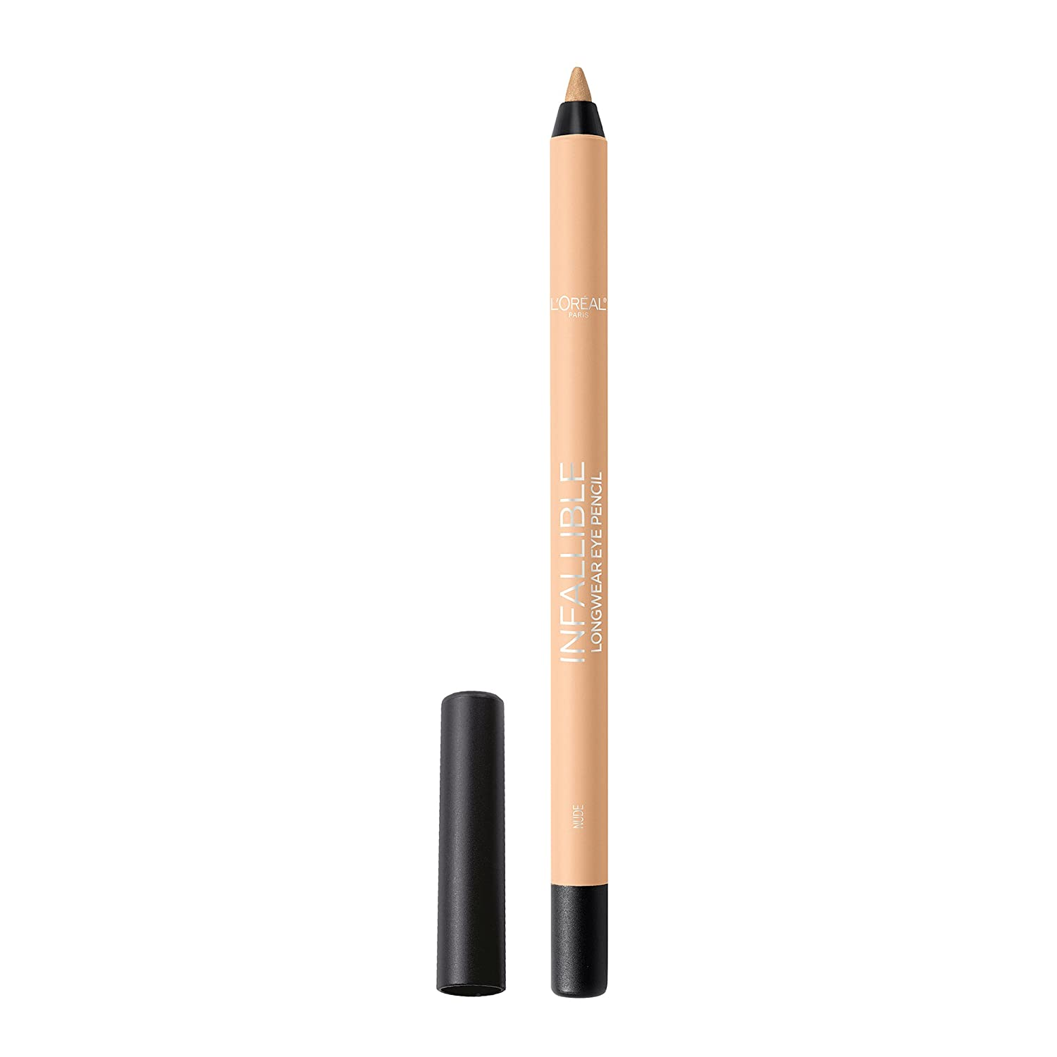 L'Oreal Paris Infallible Pro-last Pencil Eyeliner Waterproof, Black 930, 1.2g L' Oreal Paris