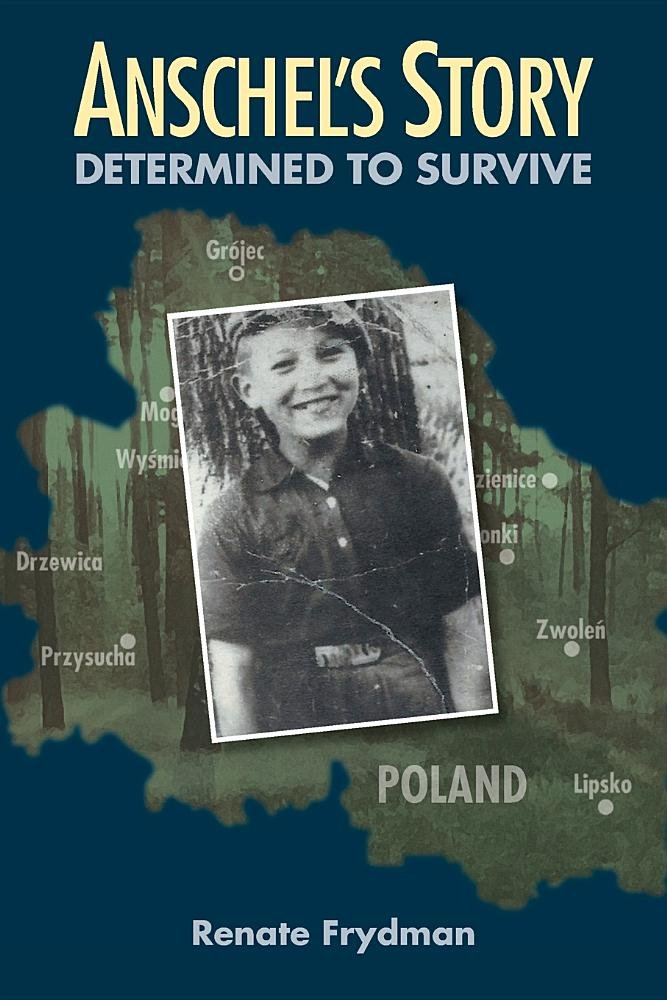 Download Anschel's Story: Determined to Survive pdf epub