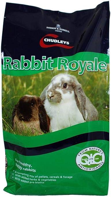 Amazon Com Chudleys Rabbit Royale Rabbit Food 6 6lbs May Vary