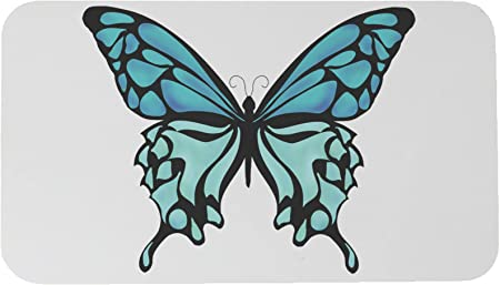 Butterfly Kitchen Magnets Set of 34 Multi-Color Insects Refrigerator Magnets