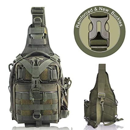 BlissWill Backpack for Fishing