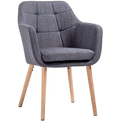 Marvelous Amazon Com Simple Modern Solid Wood Dining Chair Single Ibusinesslaw Wood Chair Design Ideas Ibusinesslaworg