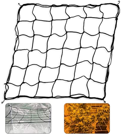 from 2/' x 2/' to 4/' x 4/' 36 Growing Spaces Modular Trellis for Grow Tents