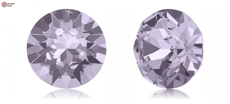 Cristales de Swarovski 5102629 Piedras Redondas 1088 SS 29 Smoky Mauve F, 288 Piezas