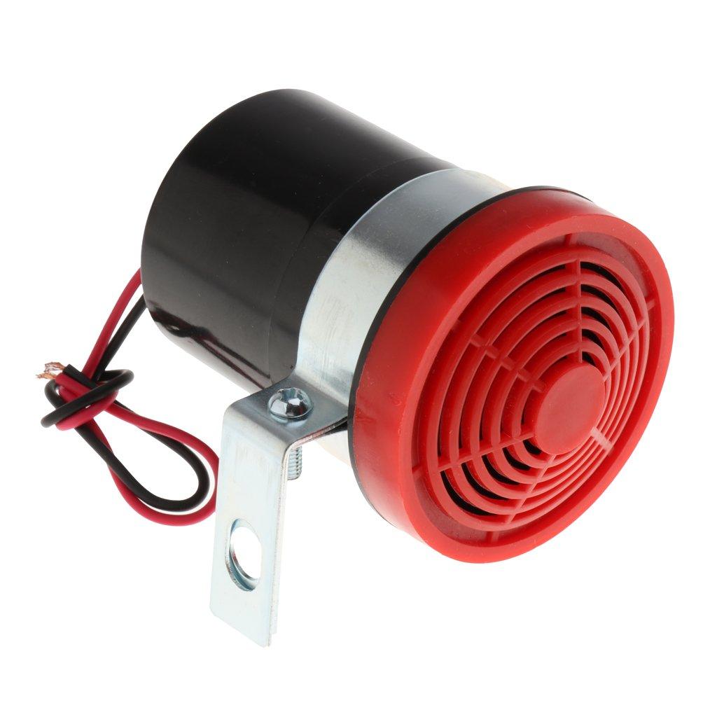 MagiDeal 12V Reversing Alarm Back Up Horn Reverse Siren Beeper Buzzer