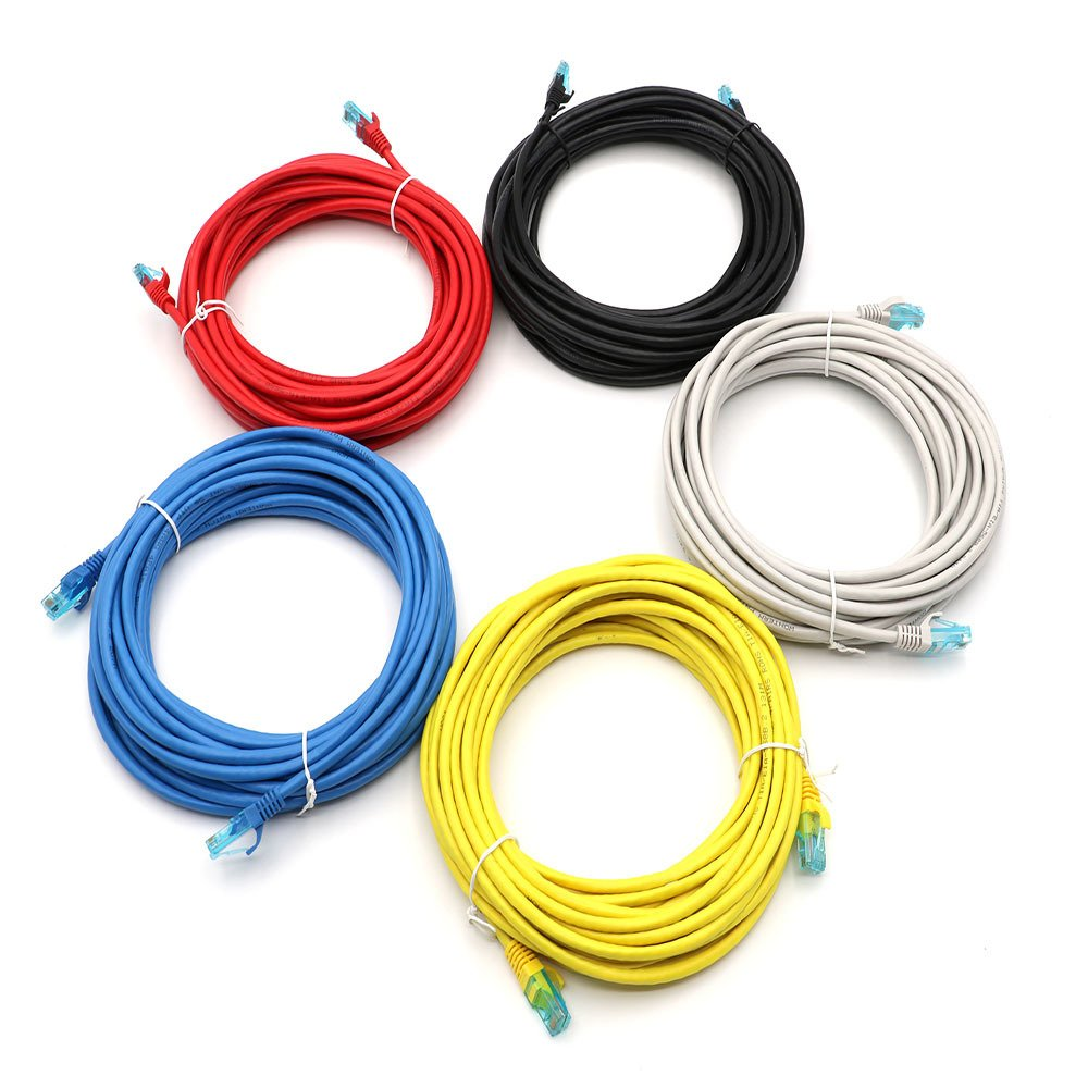 Ziemlich Computernetzwerkkabel In Kupferdraht Ideen - Elektrische ...