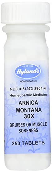 Hylands Homeopathic Arnica Montana