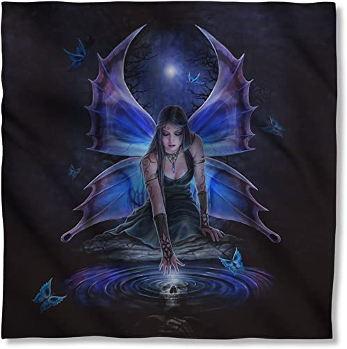 Trevco Anne Stokes Immortal Flight Fairies Call of the Beloved Bandana