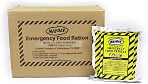 73511 Mayday Food bar 1200 Calorie 36 Pack