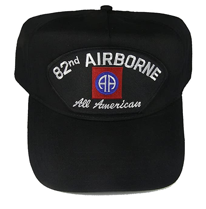 91ab741918f Image Unavailable. Image not available for. Color  82nd AIRBORNE DIVISION VETERAN  HAT ...