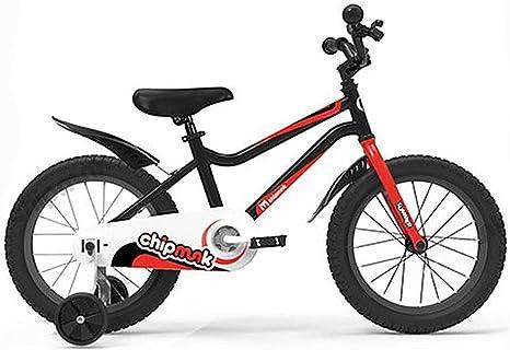 ZEwe Bicicleta De 1214/16/18 Pulgadas, Niños Y Niñas. Bicicleta De ...