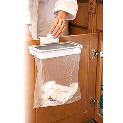 display08 colgar papelera cubo de basura basura, cesta de cocina ...