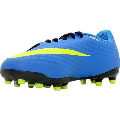 b8a87080be121 Amazon.com | Nike Kids' Jr. Hypervenom Phelon III FG Indoor Soccer ...