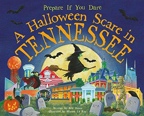 A Halloween Scare in Tennessee (Prepare If You Dare) ebook