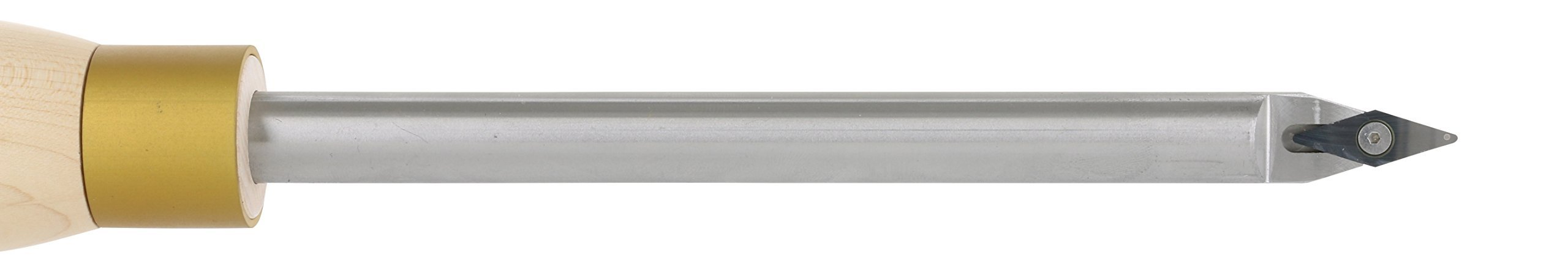 AXE Diamond Replaceable Bit, Full Size Carbide Turning Tool