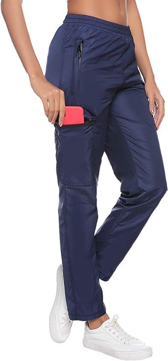 pantalon femme imperméable