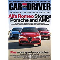 Deals on Car and Driver Magazine Subscription 1 Yr 12 Issues