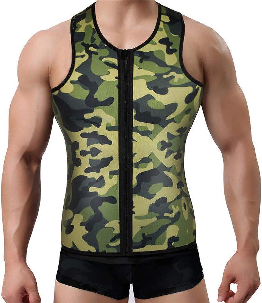 Camuflaje Quemador de Grasa Moldeador Corporal para Hombres ...