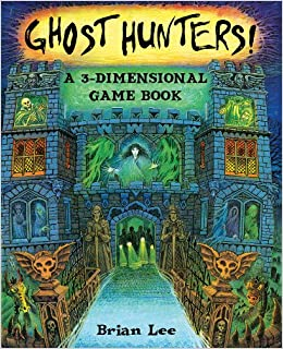 Ghost Hunters: a 3-Dimensional Game Book Pop Up Board Games