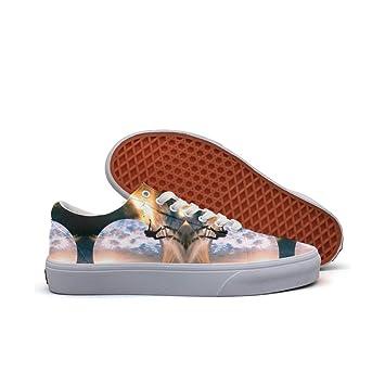 womens Skateboarding Shoes Canvas skateboarding stunning view Sport Sneaker